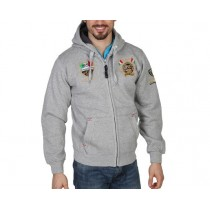 Chaqueta G.Norway Gruger gris