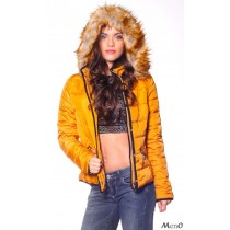 Chaqueta Color Mostaza TN120-43