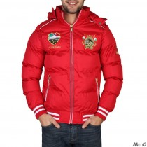 Chaqueta gepgraphical Norway Burg red