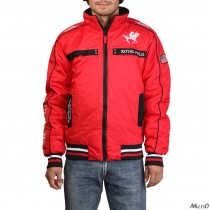 Chaqueta Geographical Norway crash red
