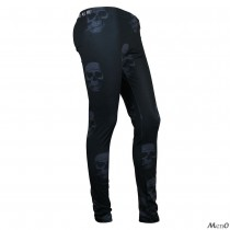 Leggings Yakuza Antracita